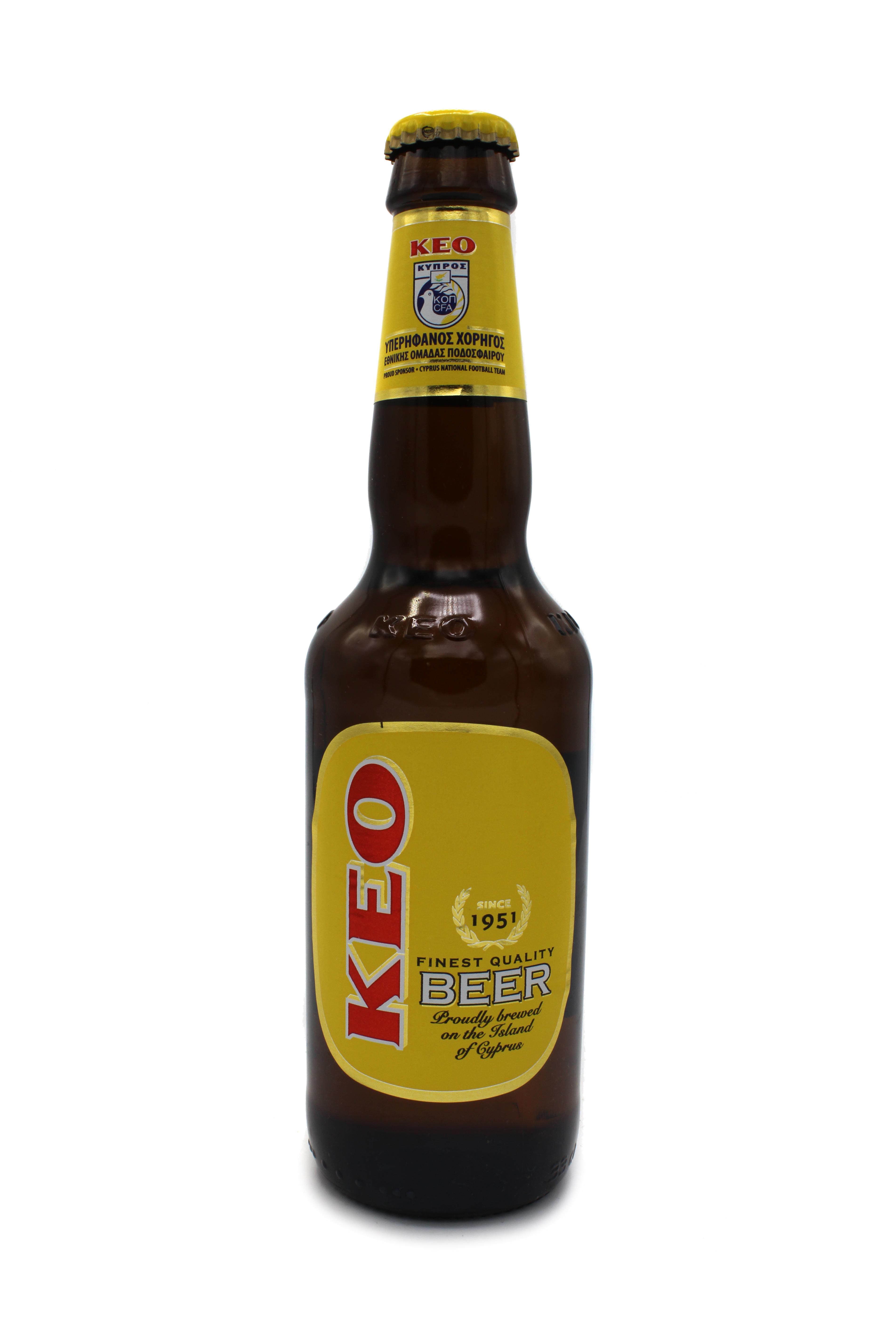 Keo Beer 330ml x 24 NRB